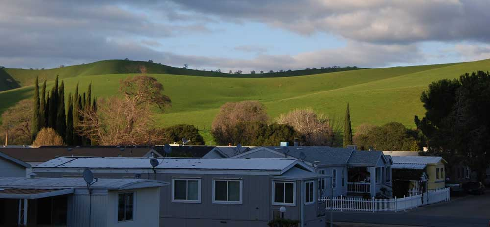Manufactured Housing Community In Clayton California